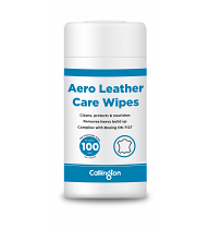 Aero Leather Care Wipes