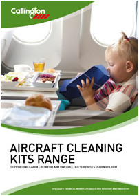 Aircraft Cleaning Kits Range