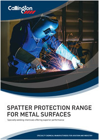 Spatter Protection Range  for Metal Surfaces