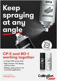 CP-2 and BO-1 Visible Magnetic Particle Solution