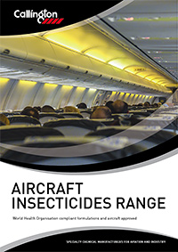 Aviation Maintenance Chemicals Aircraft Insecticides