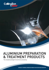 Aluminium Preparation & Treatment