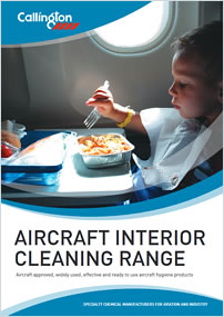 Aircraft Interior Cleaning Range